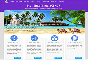 D.G. Traveling Agency